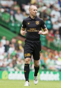 Kenny Miller would not rule out carrying on playing at the end of his two-year Dundee contract.