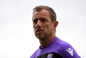 Gary Rowett was delighted with his Stoke side's attitude after they claimed their first win of the season by beating 10-man Hull 2-0.