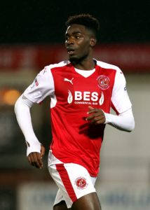 Devante Cole wants to add goals to Burton's promotion push after joining on loan from Wigan.