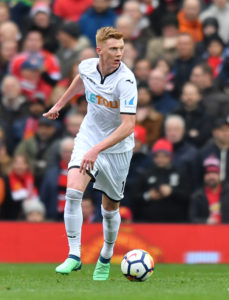 Stoke's latest arrival Sam Clucas could be handed a debut against Brentford.