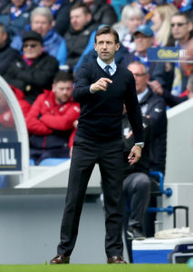 Dundee manager Neil McCann insists winning is everything when Motherwell visit on Saturday.