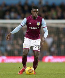 Axel Tuanzebe has set his sights on promotion to the Premier League after re-joining Aston Villa on loan from Manchester United.