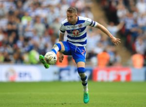 Reading defender Chris Gunter is hoping make his first appearance of the season in the Carabao Cup tie against Watford.
