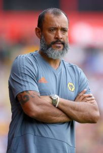 Nuno Espirito Santo says he was pleased with Wolves' opening performance against Everton but still sees room for improvement.