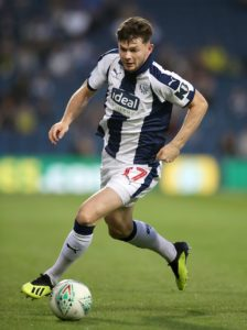 West Brom boss Darren Moore insists Oliver Burke can make an impact this season after the Baggies' Carabao Cup win over Luton.