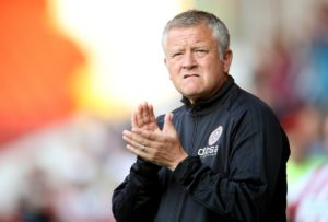 Chris Wilder was relieved to see Sheffield United's luck change after a stoppage-time winner from Billy Sharp saw them beat Norwich 2-1 in a thrilling finish.