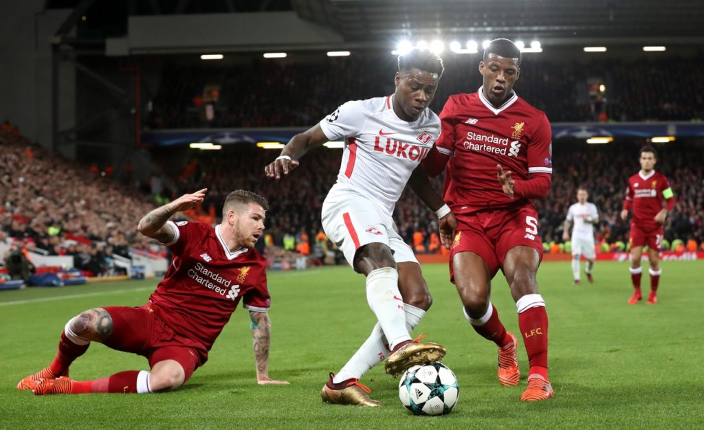 AC Milan are lining up a deal to sign Spartak Moscow winger Quincy Promes on loan with a view to a permanent switch.