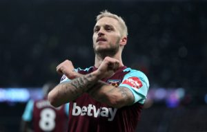 West Ham United striker Marko Arnautovic is urging his side to get off to a flying start and lay down a marker for the season.