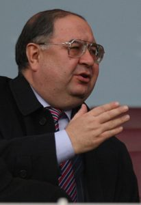 Russian businessman Alisher Usmanov has revealed he could invest some cash in Everton after agreeing to sell his stake in Arsenal.