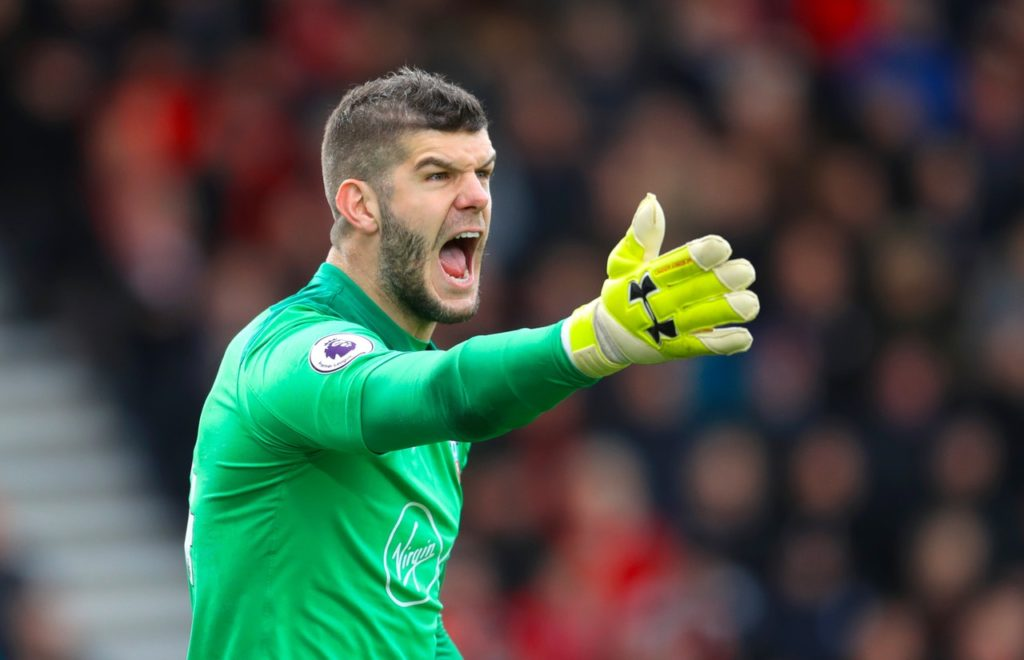 Southampton goalkeeper Fraser Forster could still leave the club on loan before the end of the month, according to Mark Hughes.