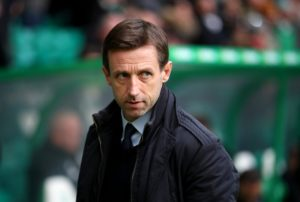 Neil McCann let rip at his nine-man Dundee side after watching them exit the Betfred Cup to Championship side Ayr United at Dens Park.
