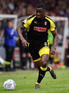 Shrewsbury have signed right-backJosh Emmanuel on a season-long loan from Ipswich.