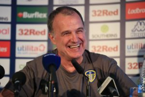 Leeds head coach Marcelo Bielsa has been dealt a blow before his first game in charge against Stoke on Sunday with news of Adam Forshaw's injury.