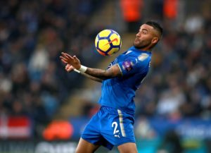 Stoke are reportedly keen sign Leicester full-back Danny Simpson on-loan for the 2018-19 season.
