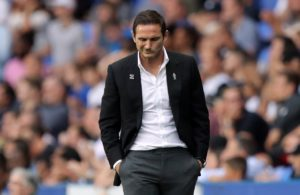 Derby manager Frank Lampard admitted his side had been handed some hard lessons after they were beaten 4-1 atPride Parkby Leeds.