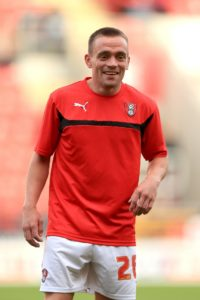 Paul Taylor is delighted to reunite with Grant McCann after signing a one-year deal at Doncaster.