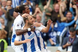 Glenn Murray has thanked Brighton boss Chris Hughton for showing faith in him and extending his Premier League career.