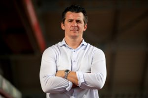 Joey Barton was philosophical after his first League One match as Fleetwood boss ended in a 1-0 defeat to AFC Wimbledon.