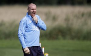 Burnley will seek to overturn a 3-1 deficit from the first leg in Greece when they face off against Olympiakos in the Europa League.