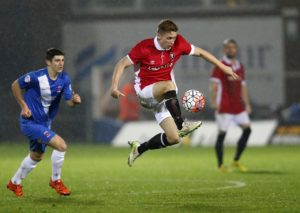 Neil Aspin was delighted to add 'younger legs' to his squad following the double capture of Lewis Hardcastle and Ben Whitfield.