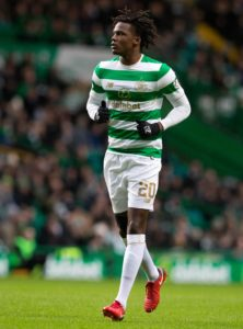 Dedryck Boyata's future at Celtic remains unclear after he was left out of the Hoops squad for the Betfred Cup clash at Partick Thistle on Saturday.