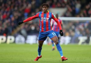 Wilfried Zaha has been compared to Paris Saint-Germain star Neymar by his Crystal Palace team-mate Jonny Williams.