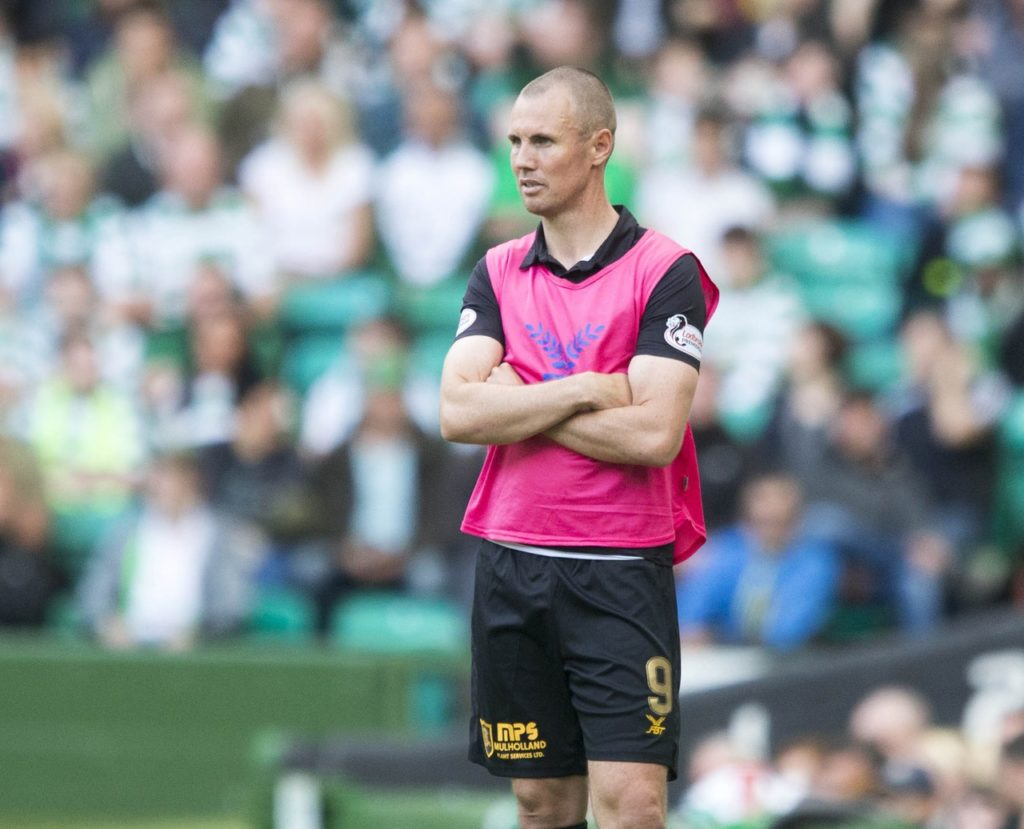 Livingston have confirmed they have parted company with player-manager Kenny Miller after the former Scotland striker refused to give up his on-field duties.
