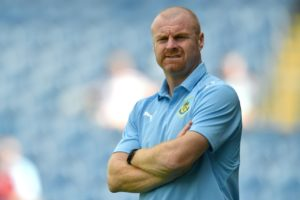 Burnley welcome Istanbul Basaksehir back to Turf Moor on Thursday for the second leg of their Europa League third qualifying round tie.