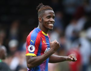 Crystal Palace winger Wilfried Zaha could still leave the club for one of the top English clubs according to former chairman Simon Jordan.