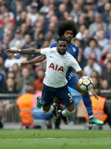 Tottenham Hotspur full-back Danny Rose is eager to make a loan switch to Paris Saint-Germain, reports claim.