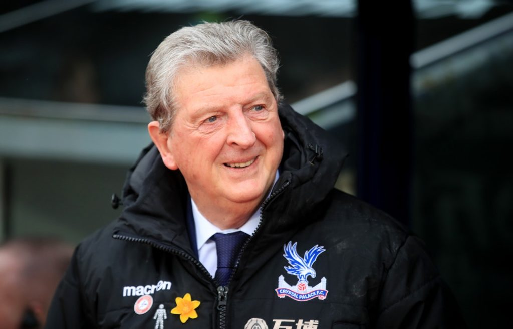 Crystal Palace have rewarded manager Roy Hodgson with a one-year contract extension through until the summer of 2020.