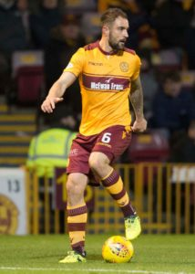 Peter Hartley had the last laugh over Rangers as the Motherwell skipper's 94th-minute equaliser sealed a 3-3 draw at Fir Park.