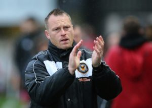 Newport boss Michael Flynn lauded his side after their Carabao Cup win at Cambridge.