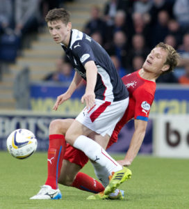 Conor McGrandles and Peter Pawlett will be missing for MK Dons at home to Bury.