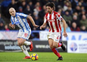 Huddersfield Town will take on Stoke City at the Bet365 Stadium in the second round of the Carabao Cup.