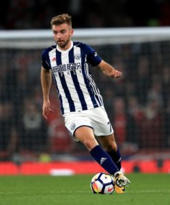 Scotland international James Morrison has agreed a new contract with West Brom.