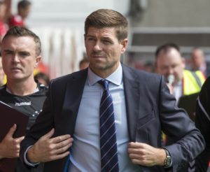 Steven Gerrard has warned his Rangers squad they need to maintain their solid foundations if they are to make Ibrox a fortress once more.