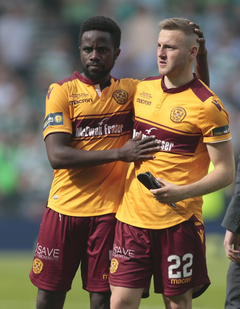 Gael Bigirimana admits he was not physically and mentally prepared for his introduction to Motherwell but is determined to prove a point this season.