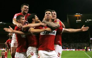Middlesbrough climbed three points clear at top of the Sky Bet Championship as manager Tony Pulis enjoyed a late 1-0 win over his former club West Brom.