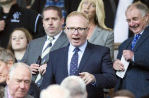 Alex McLeish backed his youthful Scotland squad to make a major impact as he warned James McArthur he might not get back in.