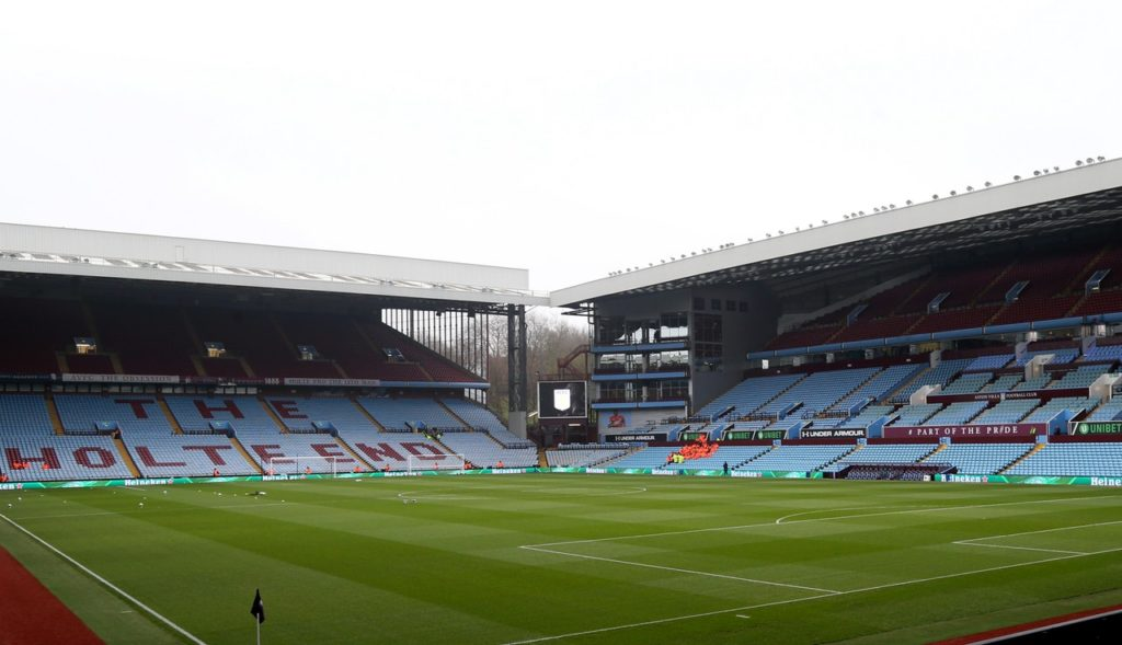 Anwar El Ghazi had 'goosebumps' on a tour of Villa Park before he put the finishing touches on a season-long loan deal.