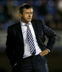 Swindon manager Phil Brown hailed his players' fighting spirit after they came from behind to snatch a dramatic 3-2 win over newly-promoted Macclesfield.