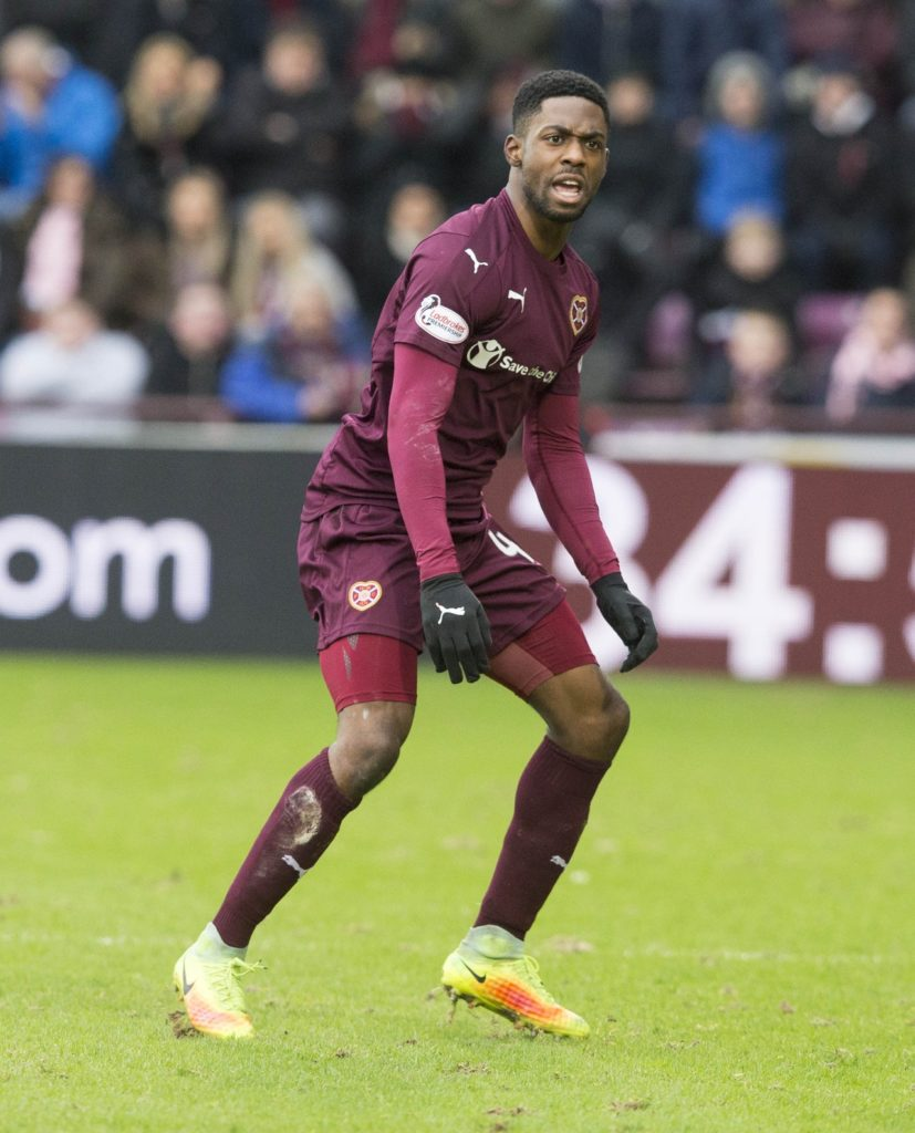 Lennard Sowah is a doubt for Hamilton's Lanarkshire derby against Motherwell at Fir Park on Saturday.