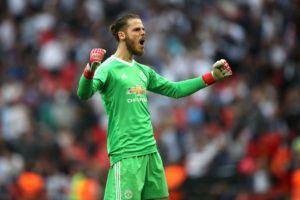 Jose Mourinho says Manchester United love David de Gea and the goalkeeper will soon sign a new deal with the club.
