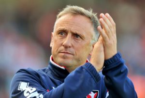 Manager Mark Yates insists there is reason for optimism despite his Macclesfield side suffering a 3-1 loss at north-west rivals Oldham.