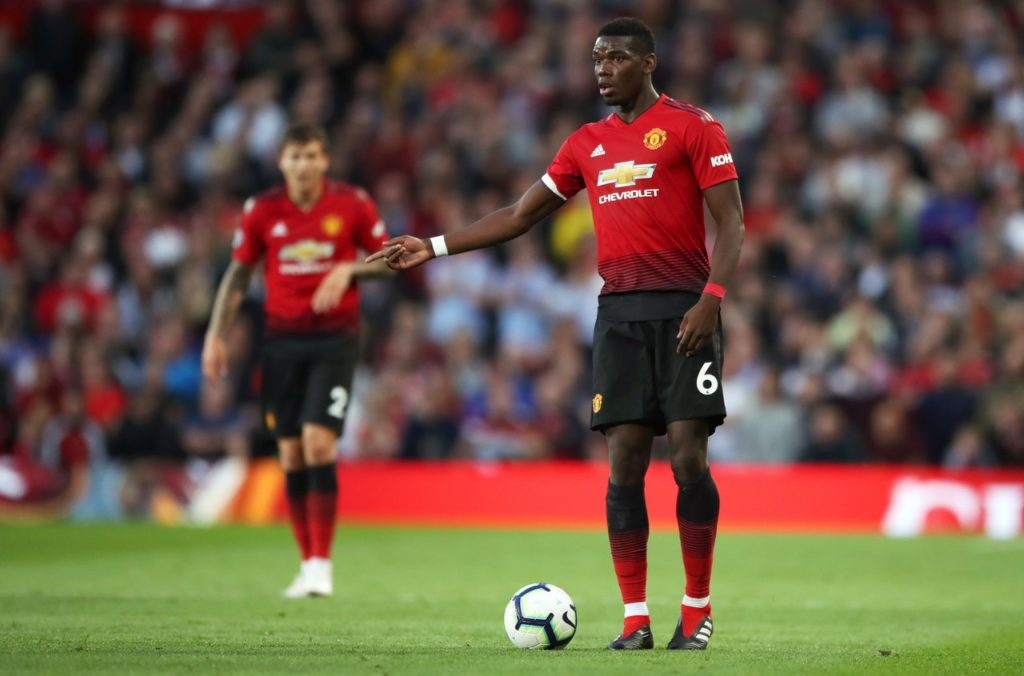 Barcelona officials have played down suggestions they will make a move for Manchester United star Paul Pogba this month.