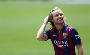Barcelona midfielder Ivan Rakitic is the latest player to be linked with a summer move to Ligue 1 giants Paris Saint-Germain.