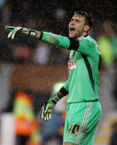 Fulham keeper Marcus Bettinelli has been linked with a move away from the club after missing out on the opening day squad.