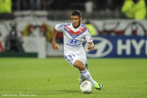 Lyon attacking midfielder Nabil Fekir is still brooding over his failed move to Liverpool, according to manager Bruno Genesio.