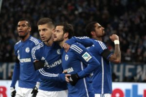 Matija Nastasic says the potential for Schalke to improve further is the reason behind his decision to extend his stay.